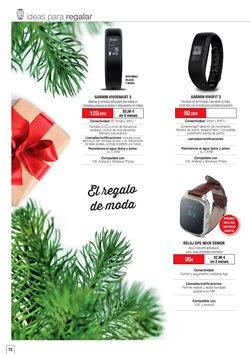 Ofertas de Pulsera de actividad  en el folleto de Telecor en Madrid