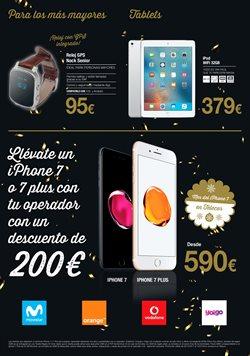 Ofertas de Relojes  en el folleto de Telecor en Madrid