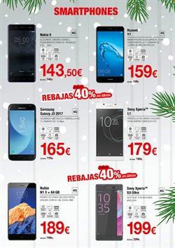 Ofertas de Smartphones Sony  en el folleto de Telecor en Alcalá de Henares