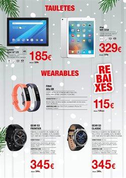 Ofertas de Smartwatch  en el folleto de Telecor en Barcelona