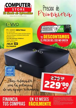 Ofertas de Computer Store  en el folleto de Granada