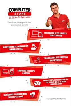 Ofertas de Computer Store  en el folleto de Lora del Río