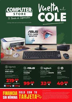 Ofertas de Computer Store  en el folleto de La Herradura