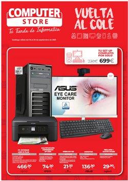 Catálogo Computer Store ( 6 días más)