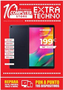 Catálogo Computer Store en Ecija ( 4 días más )