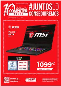 Catálogo Computer Store en Palacios y Villafranca ( Caduca hoy )