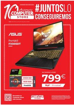 Catálogo Computer Store en Antequera ( Caduca hoy )