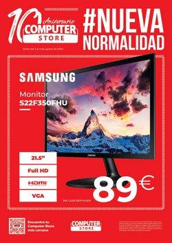 Catálogo Computer Store en Santander ( Caduca mañana )