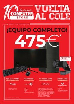 Catálogo Computer Store en Hernani ( 3 días más )