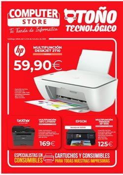 Catálogo Computer Store en Guadix ( 3 días más )