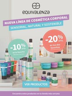 Ofertas de Perfumerías y Belleza en el catálogo de Equivalenza ( Caduca mañana)