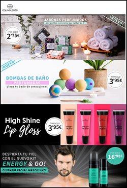 Ofertas de Perfumerías y belleza  en el folleto de Equivalenza en Linares
