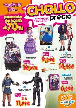 Ofertas de Toy Planet  en el folleto de Vigo