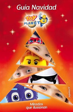 Ofertas de Toy Planet  en el folleto de Madrid
