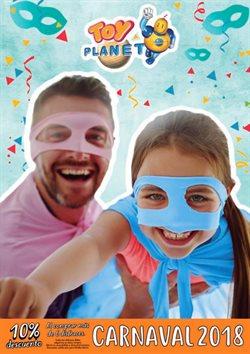 Ofertas de Juguetes y bebes  en el folleto de Toy Planet en Pamplona