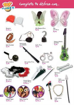 Ofertas de Instrumentos musicales  en el folleto de Toy Planet en Madrid