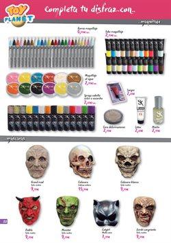Ofertas de Máscaras  en el folleto de Toy Planet en Madrid