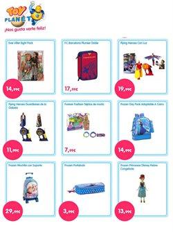 Ofertas de Frozen  en el folleto de Toy Planet en Cartagena
