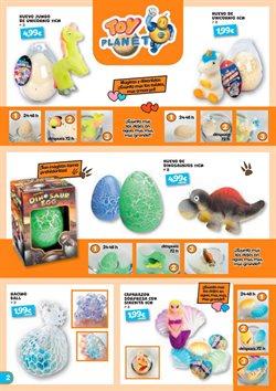 Ofertas de Muñecas  en el folleto de Toy Planet en Cartagena