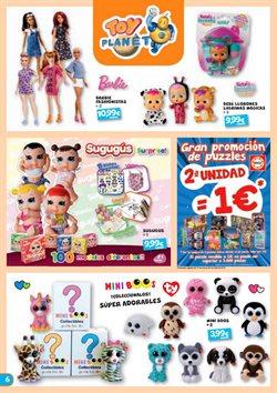 Ofertas de Peluche  en el folleto de Toy Planet en Madrid