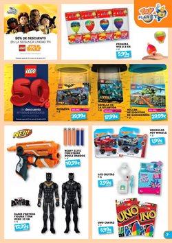 Ofertas de Juegos  en el folleto de Toy Planet en Cartagena