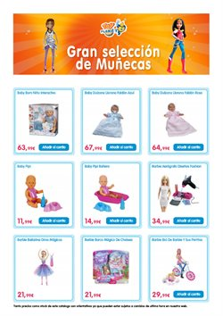 Ofertas de Muñecos  en el folleto de Toy Planet en A Coruña