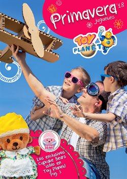Ofertas de Juguetes y bebes  en el folleto de Toy Planet en Guadalajara