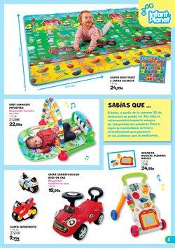 Ofertas de Correpasillos  en el folleto de Toy Planet en Madrid