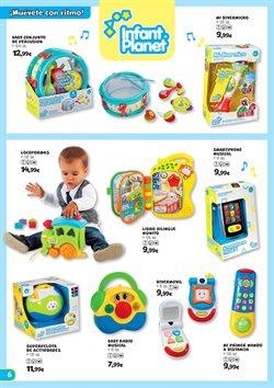 Ofertas de Libros infantiles  en el folleto de Toy Planet en Madrid