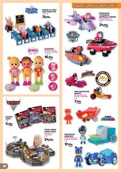 Ofertas de Pistas de coches  en el folleto de Toy Planet en Madrid
