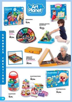 Ofertas de Pizarra infantil  en el folleto de Toy Planet en Madrid