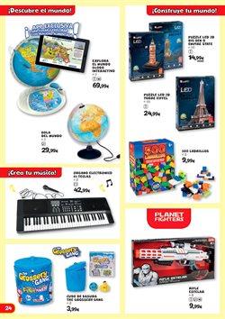 Ofertas de Cubo de basura  en el folleto de Toy Planet en Córdoba