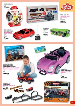 Ofertas de Parking de juguete  en el folleto de Toy Planet en León
