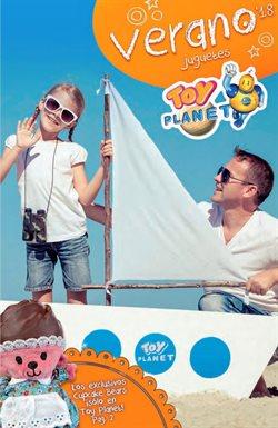 Ofertas de Juguetes y bebes  en el folleto de Toy Planet en Ávila