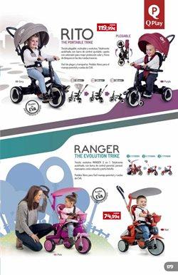 Ofertas de Ciclismo  en el folleto de Toy Planet en Palencia