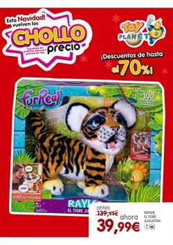 Ofertas de Juguetes y bebes  en el folleto de Toy Planet en Motril