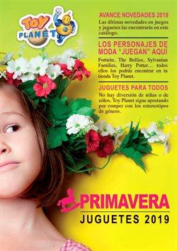 Ofertas de Juguetes y bebes  en el folleto de Toy Planet en Málaga