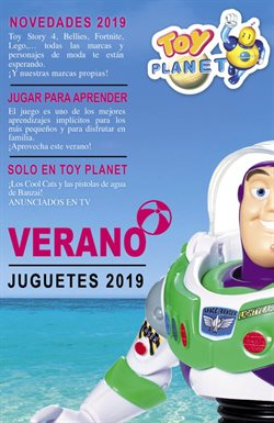 Ofertas de Toy Planet  en el folleto de Barcelona