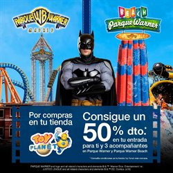 Ofertas de Toy Planet  en el folleto de Segovia