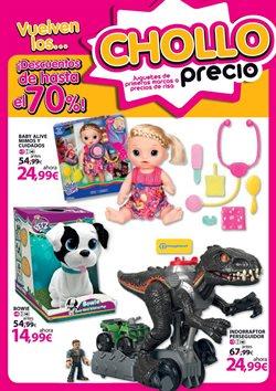 Ofertas de Juguetes y bebes  en el folleto de Toy Planet en Leioa