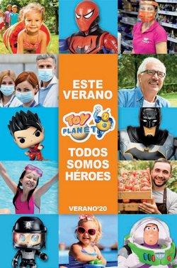 Ofertas de Juguetes y Bebés en el catálogo de Toy Planet en San Martín de la Vega ( 23 días más )