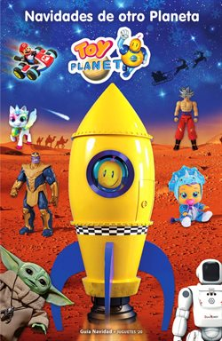 Catálogo Toy Planet ( Más de un mes )