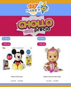 Ofertas de Toy Planet en el catálogo de Toy Planet ( Publicado hoy)