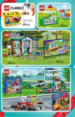 Ofertas de LEGO en el catálogo de Toy Planet ( Más de un mes)