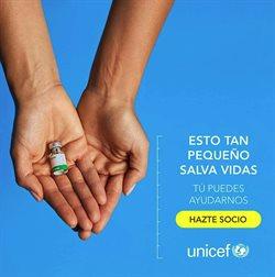 Ofertas de UNICEF en el catálogo de UNICEF ( Caducado)