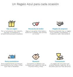 Ofertas de Comuniones en UNICEF