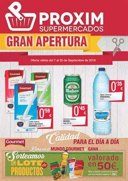 Ofertas de Pròxim Supermercados  en el folleto de Madrid