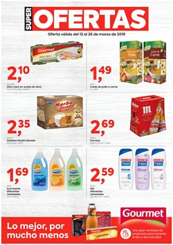 Ofertas de Pròxim Supermercados  en el folleto de Leganés