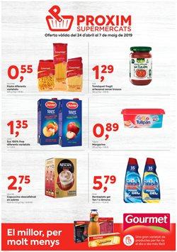 Ofertas de Pròxim Supermercados  en el folleto de Barcelona