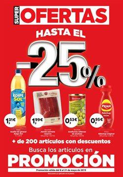 Ofertas de Pròxim Supermercados  en el folleto de San Sebastián de los Reyes